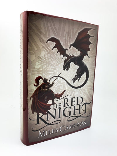Cameron, Miles - The Red Knight - SIGNED Number 94 | front cover