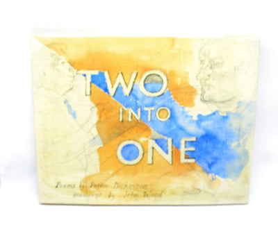 Dickinson, Patric - Two into One | front cover