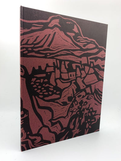 Graham, Rigby - Woodcuts and Words - SIGNED | front cover