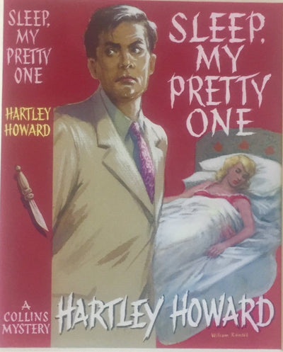 Howard, Hartley - Sleep, My Pretty One (Original Dustwrapper Artwork) | front cover