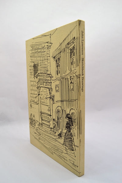 Lawrence, John - John Lawrence : Sketchbook Drawings | front cover