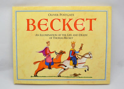 Postgate, Oliver & Linnell, Naomi - Becket | front cover