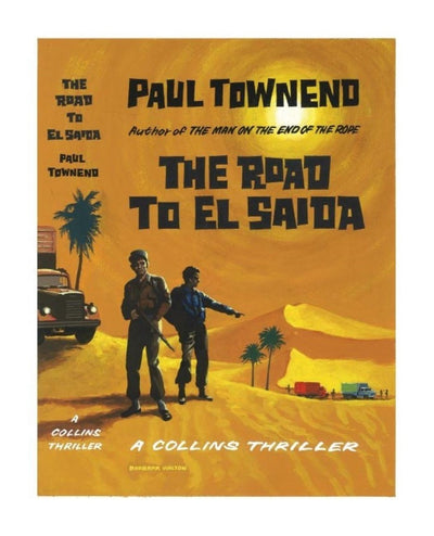 Townend, Paul - The Road to El Saida | front cover
