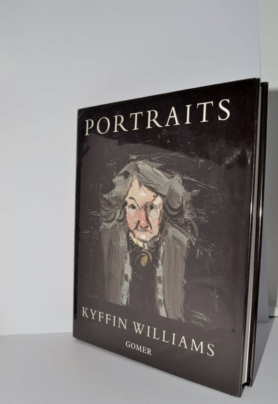Williams, Kyffin - Portraits | front cover