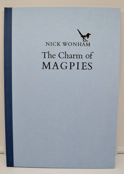 Wonham, Nick - The Charm of Magpies | front cover