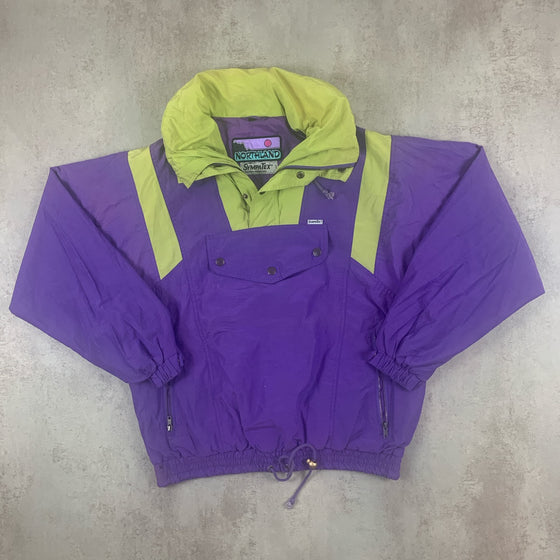 Vintage Anorak Jacket Large
