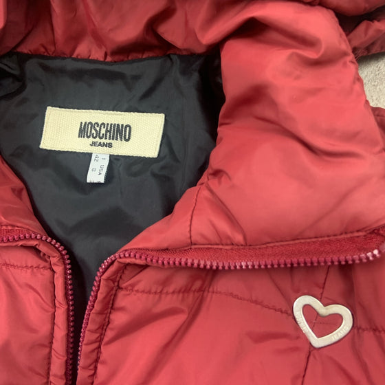 Women's Vintage Moschino Jacket UK 8