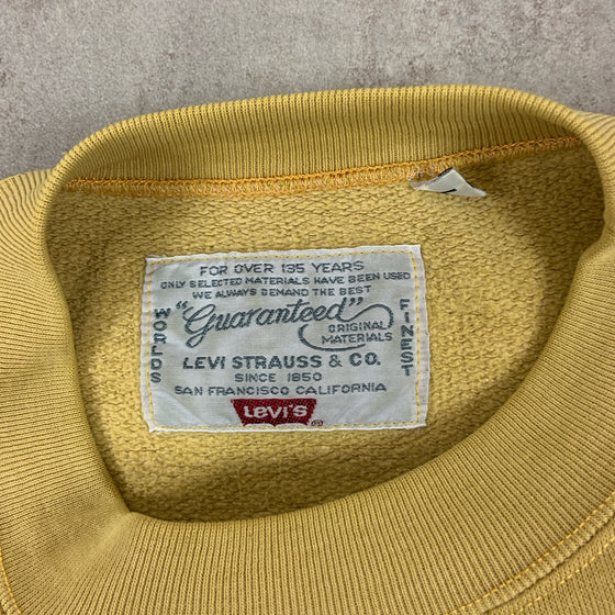 Vintage Levi's Sweater Medium