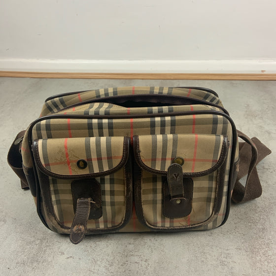 Vintage Burberry Bag