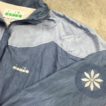 Vintage Diadora Track Top Medium