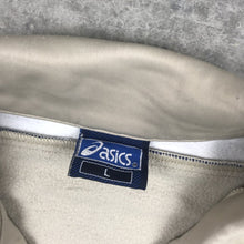 Vintage Asics Track Top Large