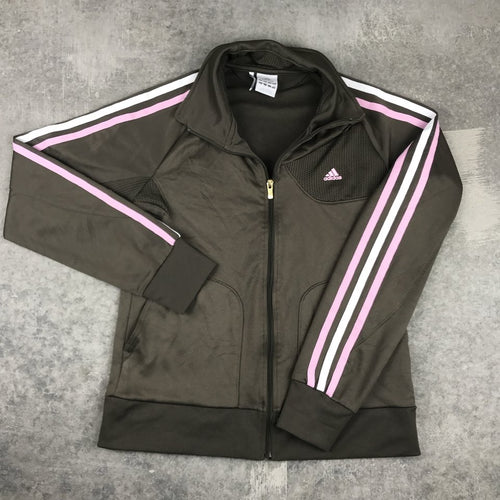 Adidas Climacool Track Top // UK 12