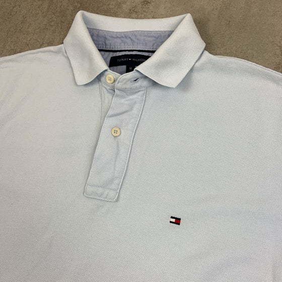Vintage Tommy Hilfiger Polo Shirt Medium