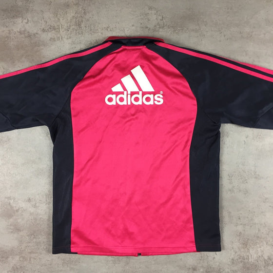Vintage Adidas Track Top Small