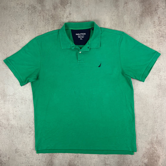 Vintage Nautica Polo Shirt XL