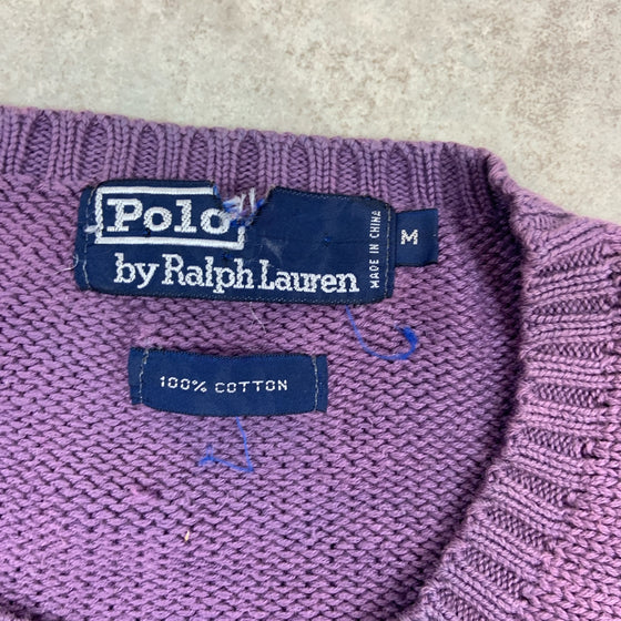 Vintage Ralph Lauren Sweater Medium