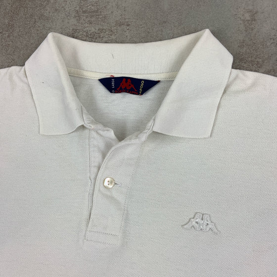 Vintage Kappa Polo Shirt Large