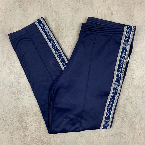 Vintage Champion Track Bottoms Medium