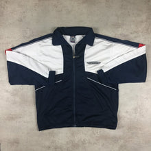 Vintage Lotto Track Top Small