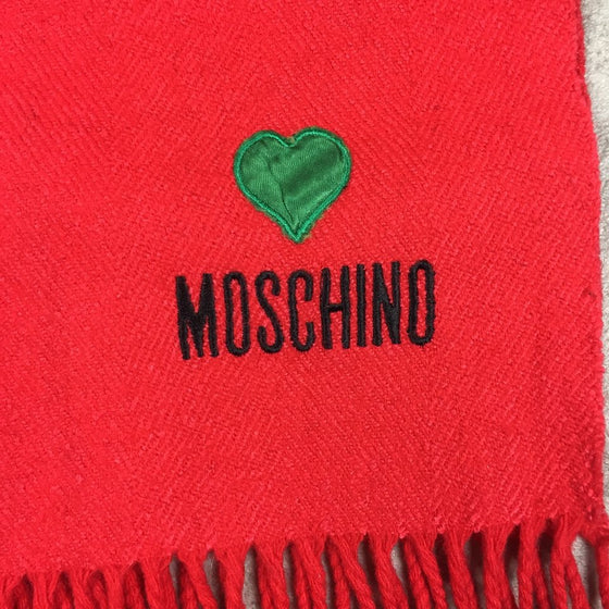 Vintage Moschino Scarf