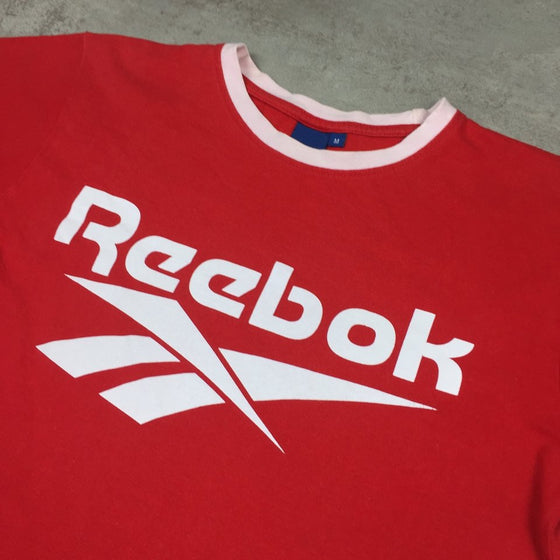 Vintage Reebok T-Shirt Medium