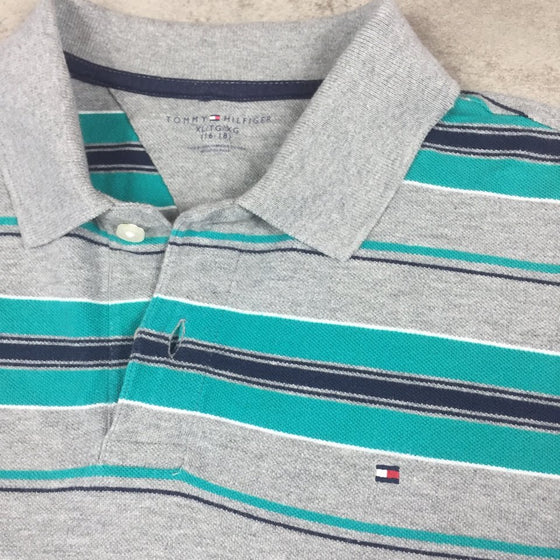 Vintage Tommy Hilfiger Polo Shirt Small