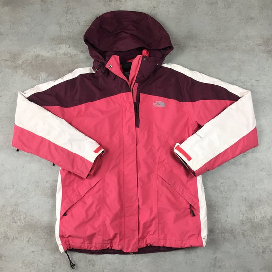 Vintage The North Face 2in1 Jacket Large