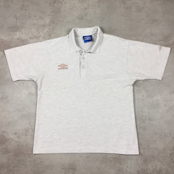 Vintage Umbro Polo Shirt Small