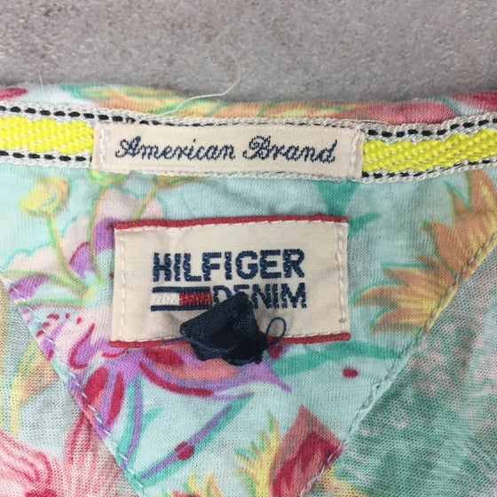 Women's Vintage Tommy Hilfiger Top Small