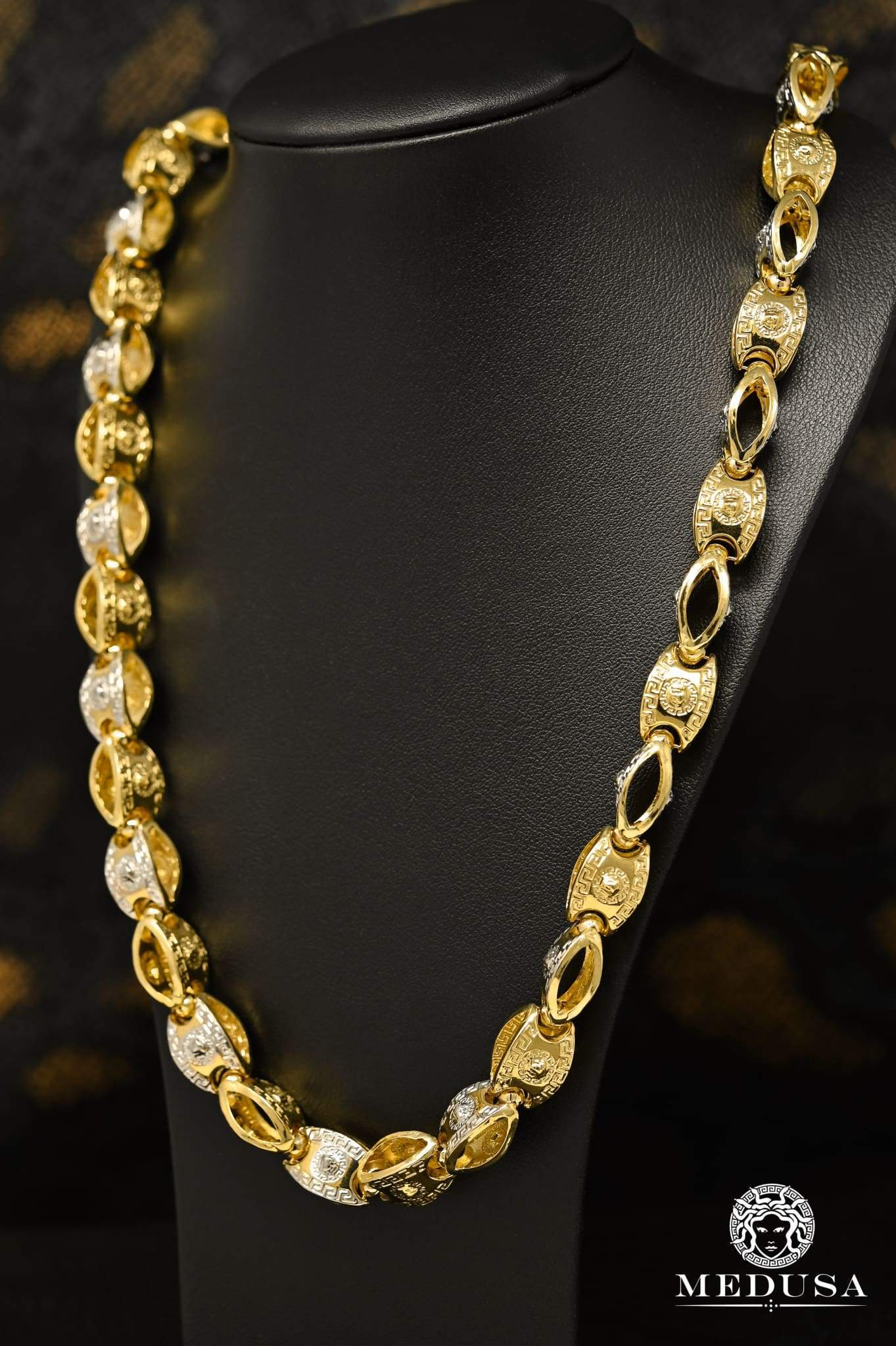 10mm Fancy Bullet Chain