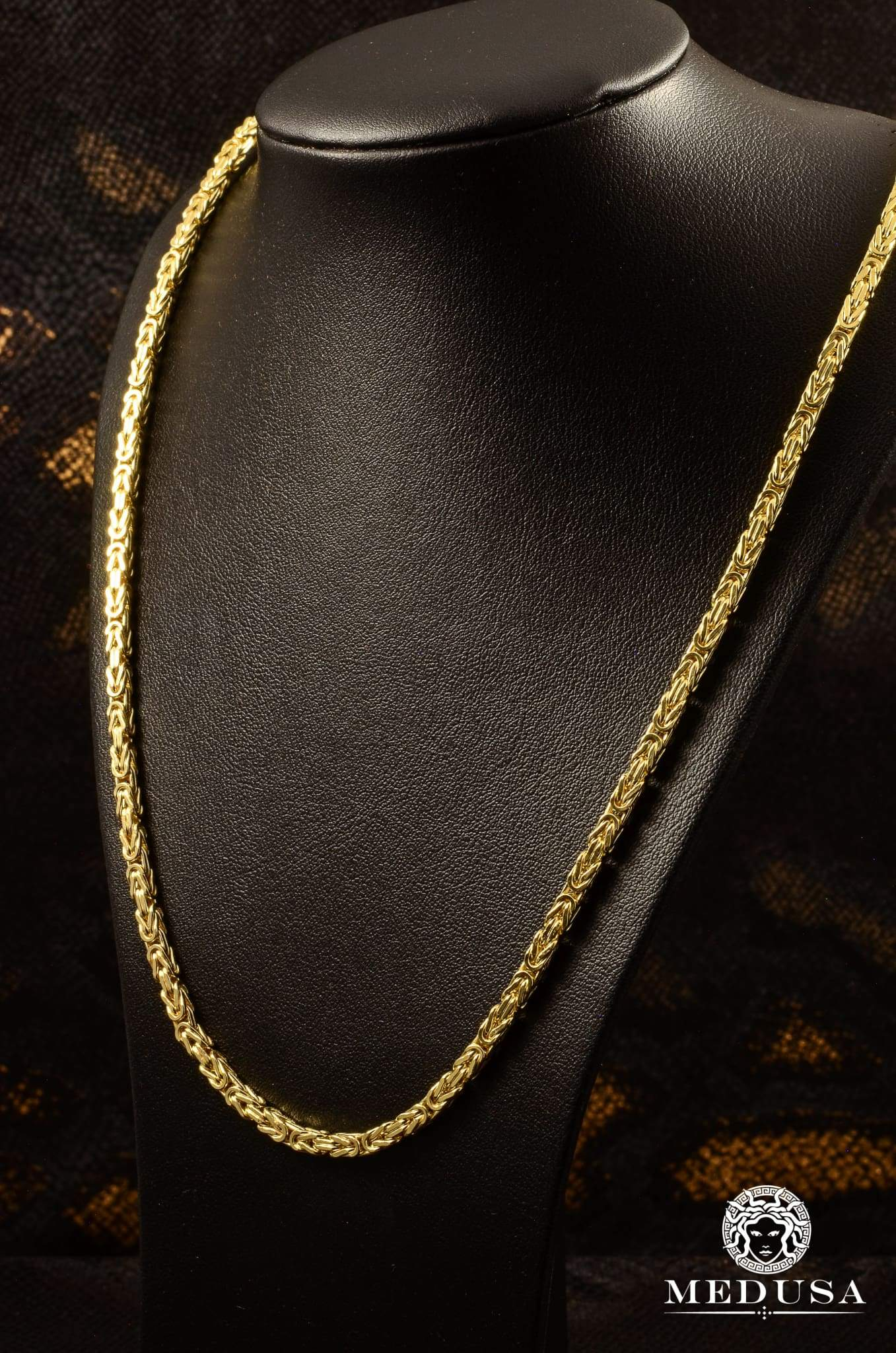 3mm Gold Chain
