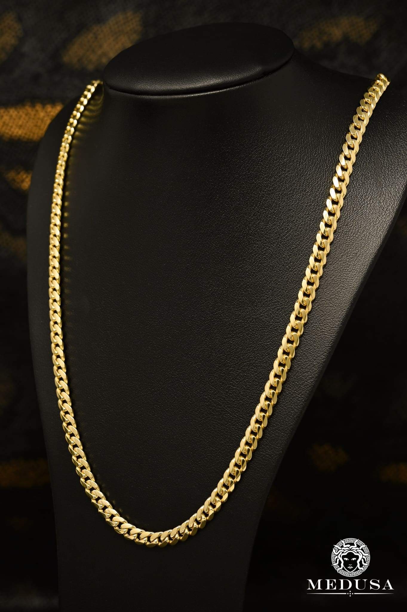 6mm Cuban Link Solid