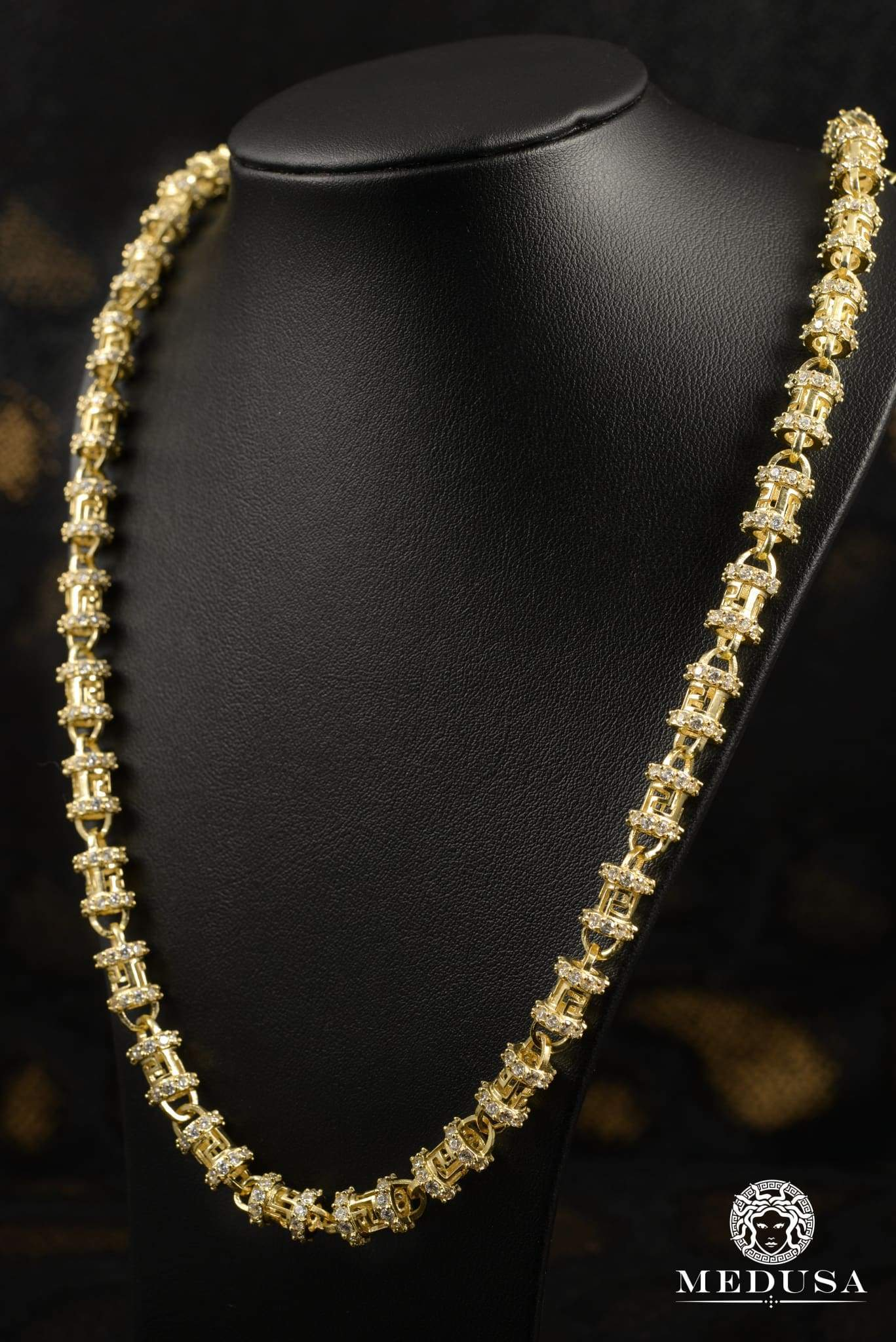 9mm Bullet Chain