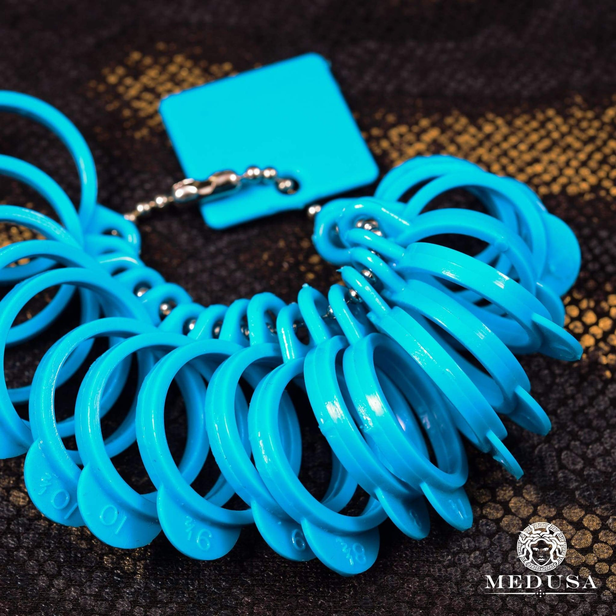 Medusa Jewelry / Miscellaneous Plastic Ring - Free