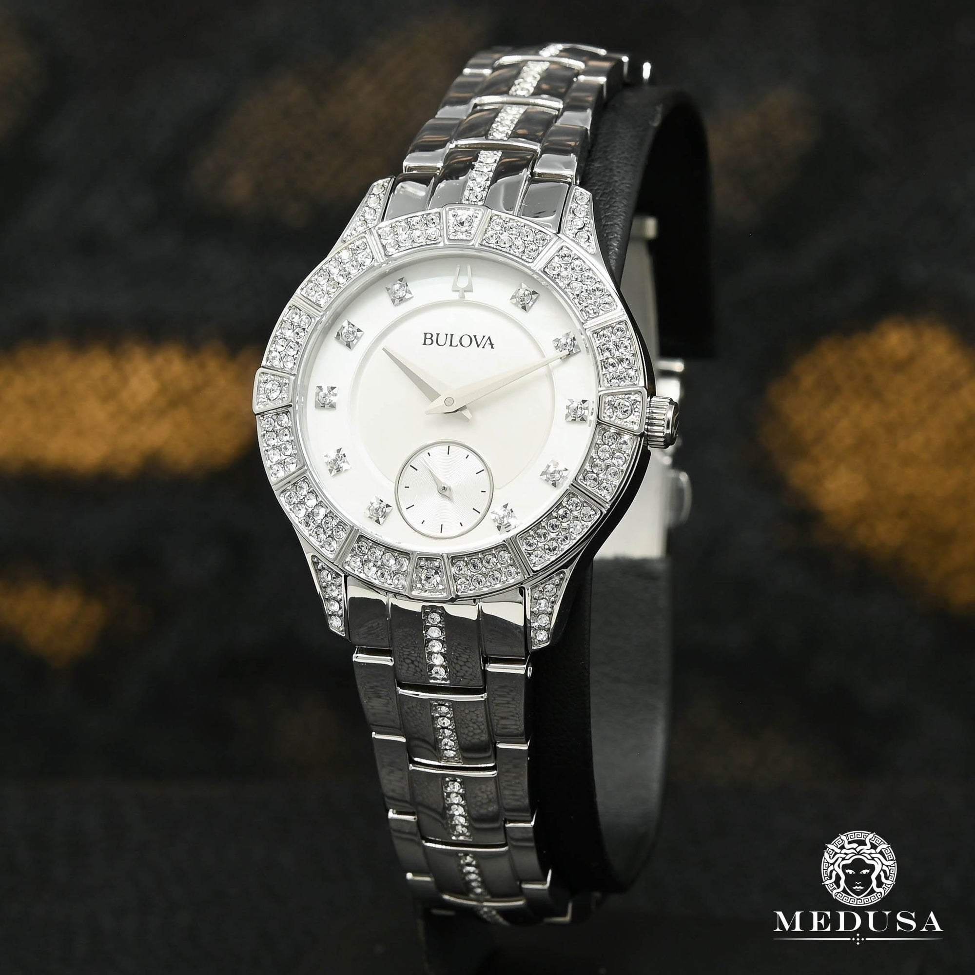 Bulova Watch | Bulova Phantom Ladies Watch - 96L291 Stainless