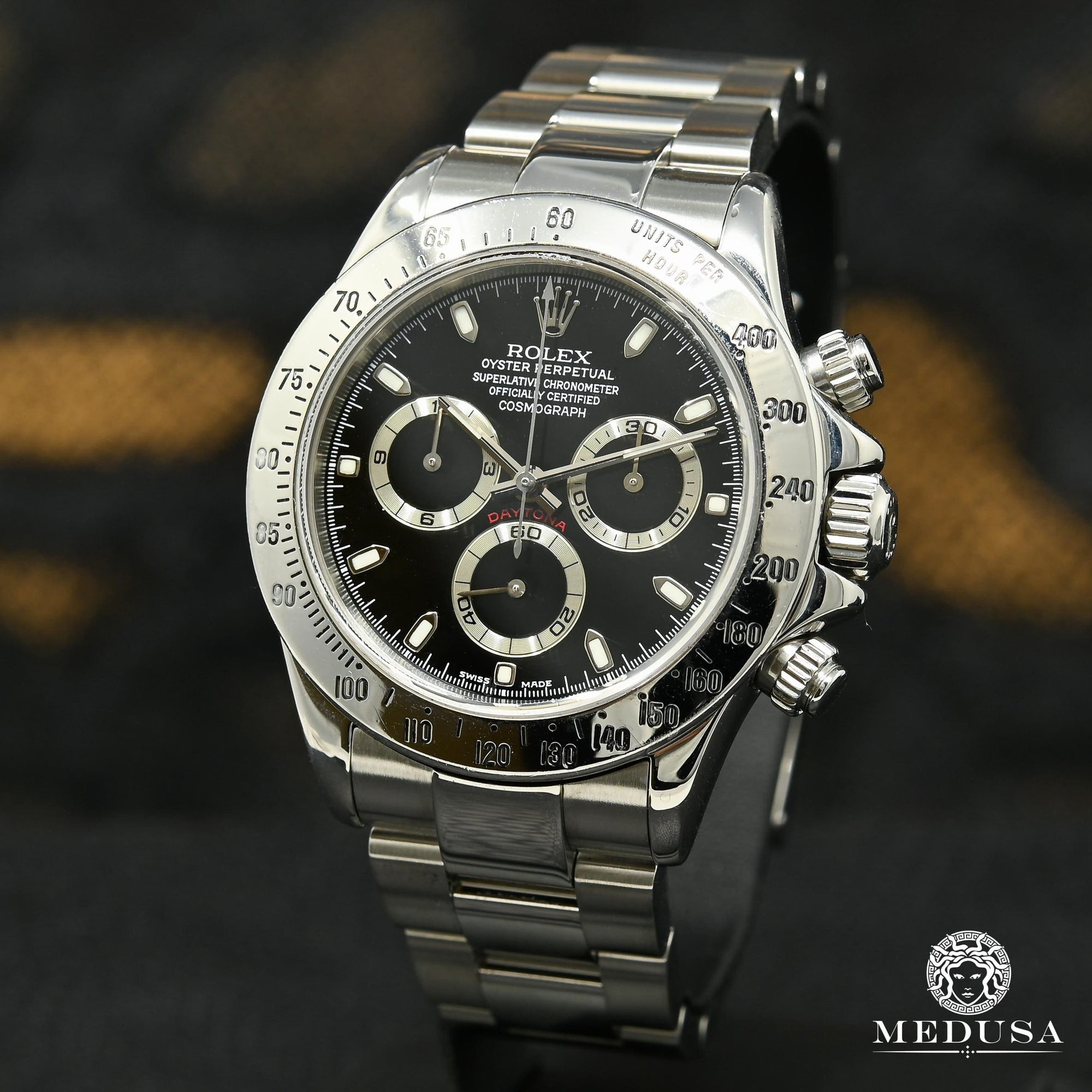 Rolex Cosmograph Daytona 40mm - Black