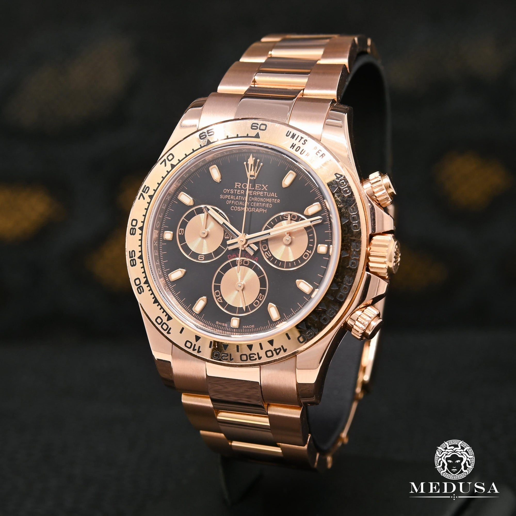 Rolex Cosmograph Daytona 40mm - Rose Gold