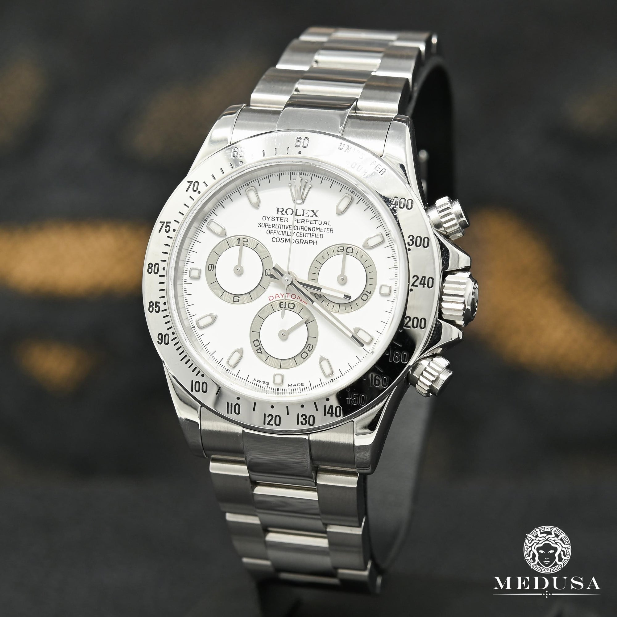 Rolex Cosmograph Daytona 40mm - White