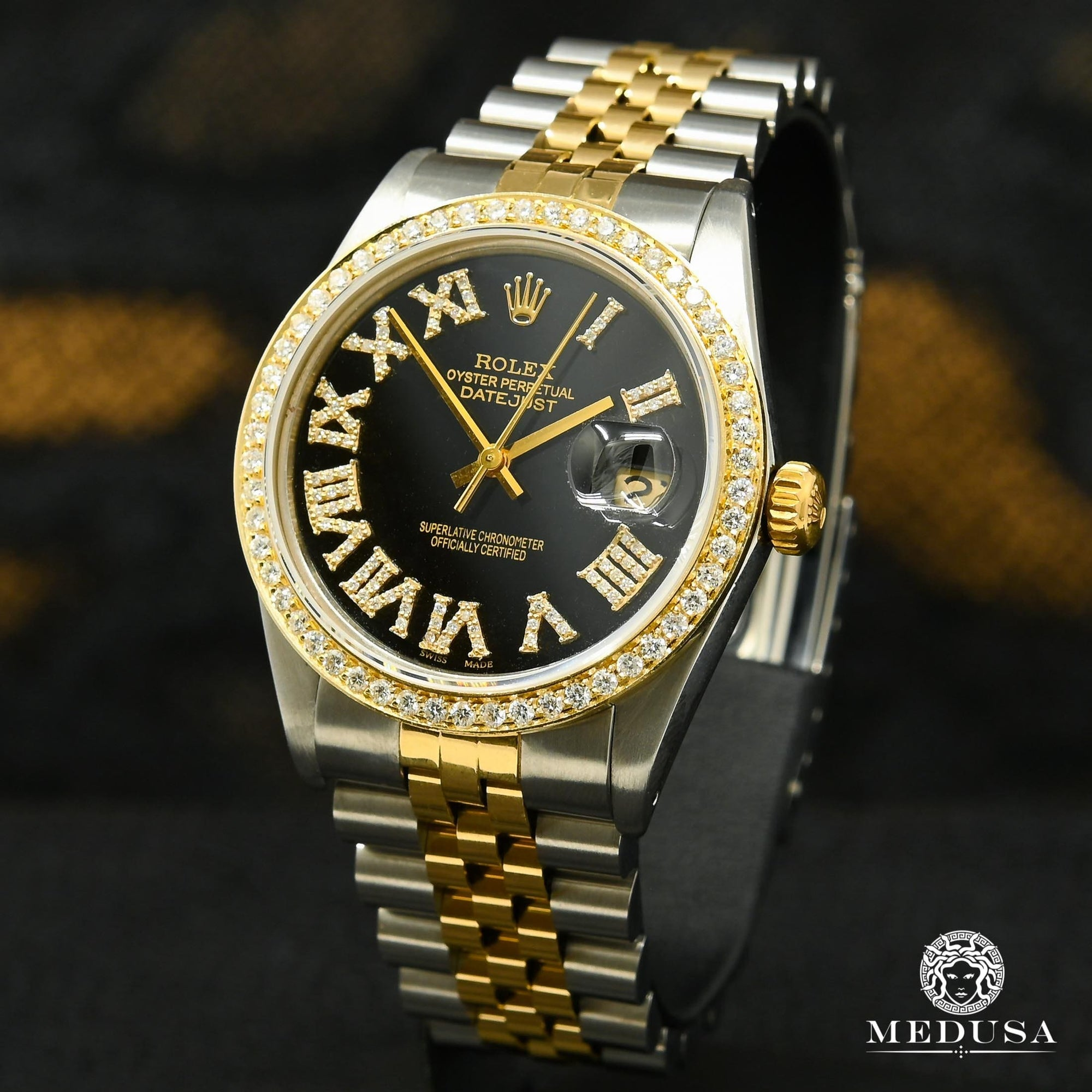 Rolex Datejust 36mm - Black Vintage