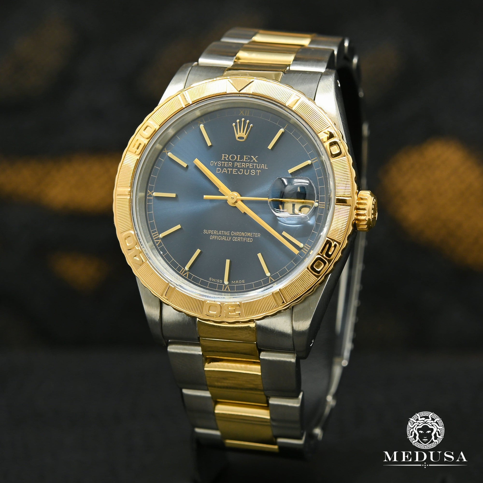 Rolex Datejust 36mm - Red Arabic