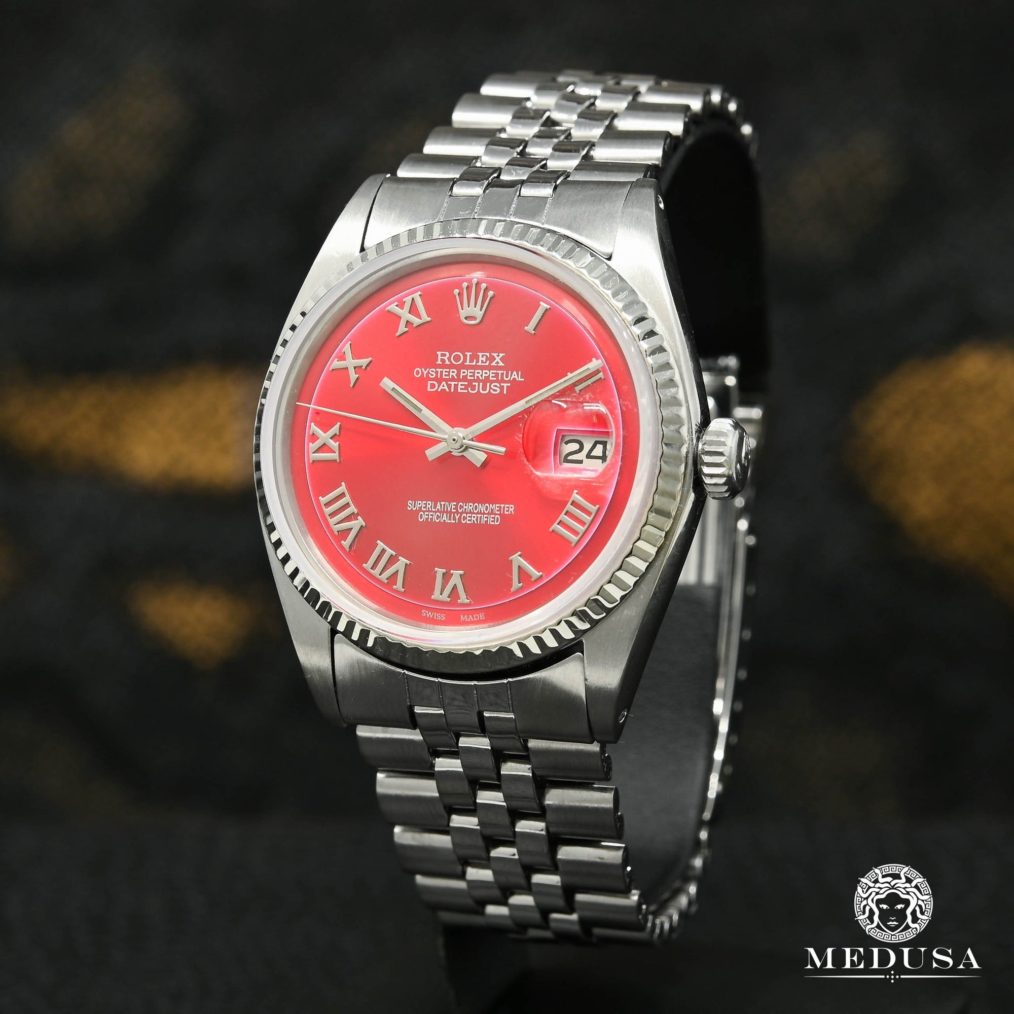Rolex Datejust 36mm - Rouge Classic