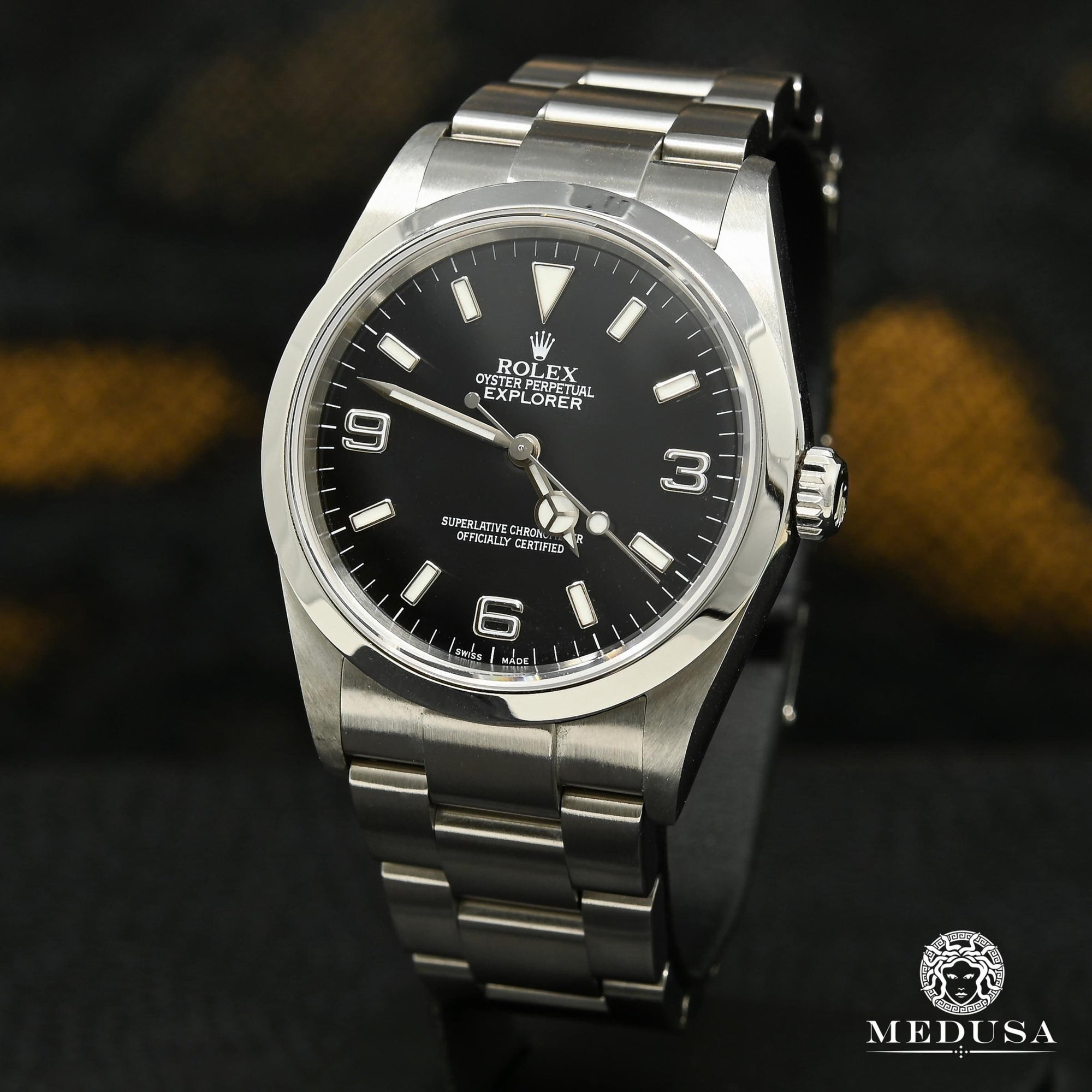 Rolex Explorer 36mm - Black