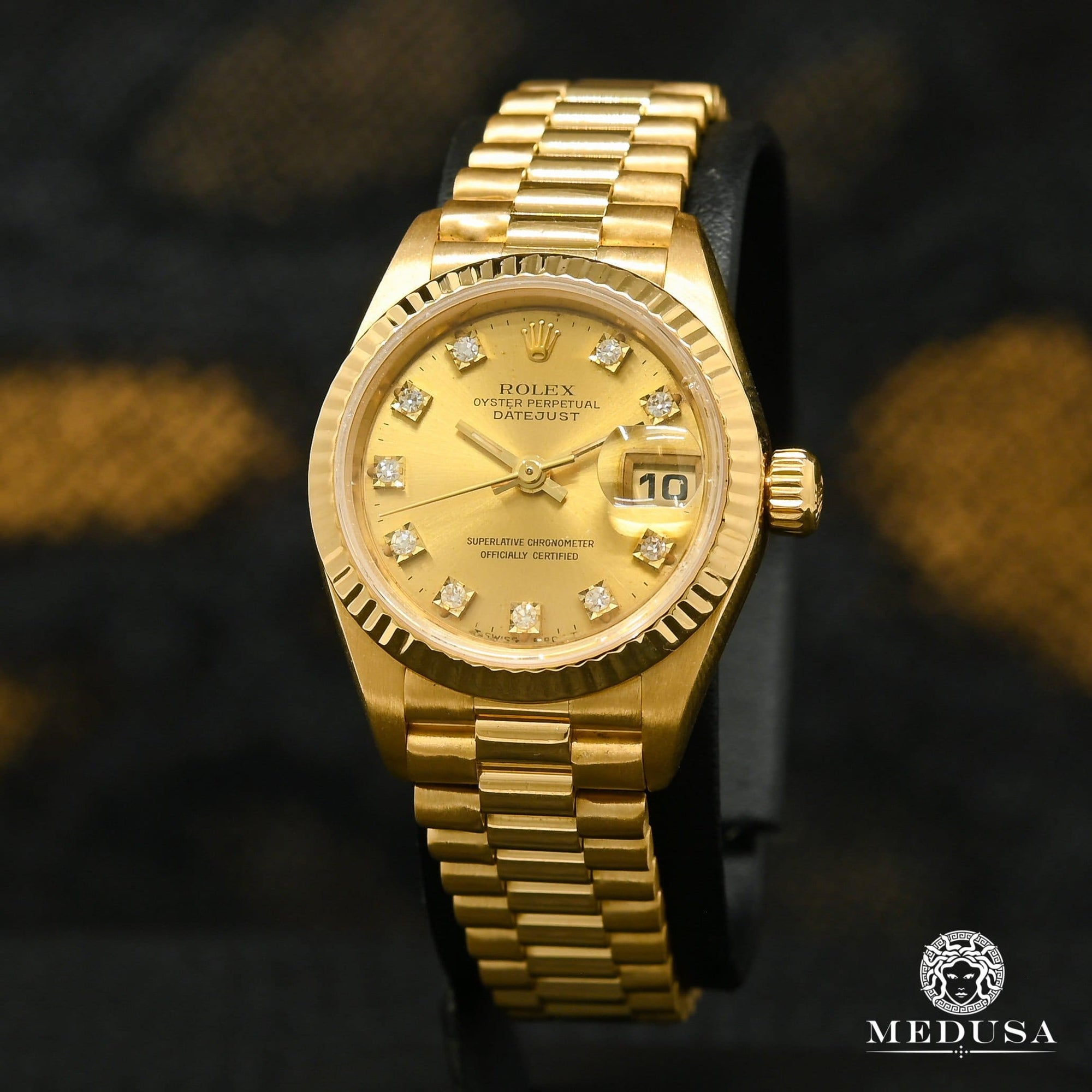 Rolex President Datejust 26mm - Gold