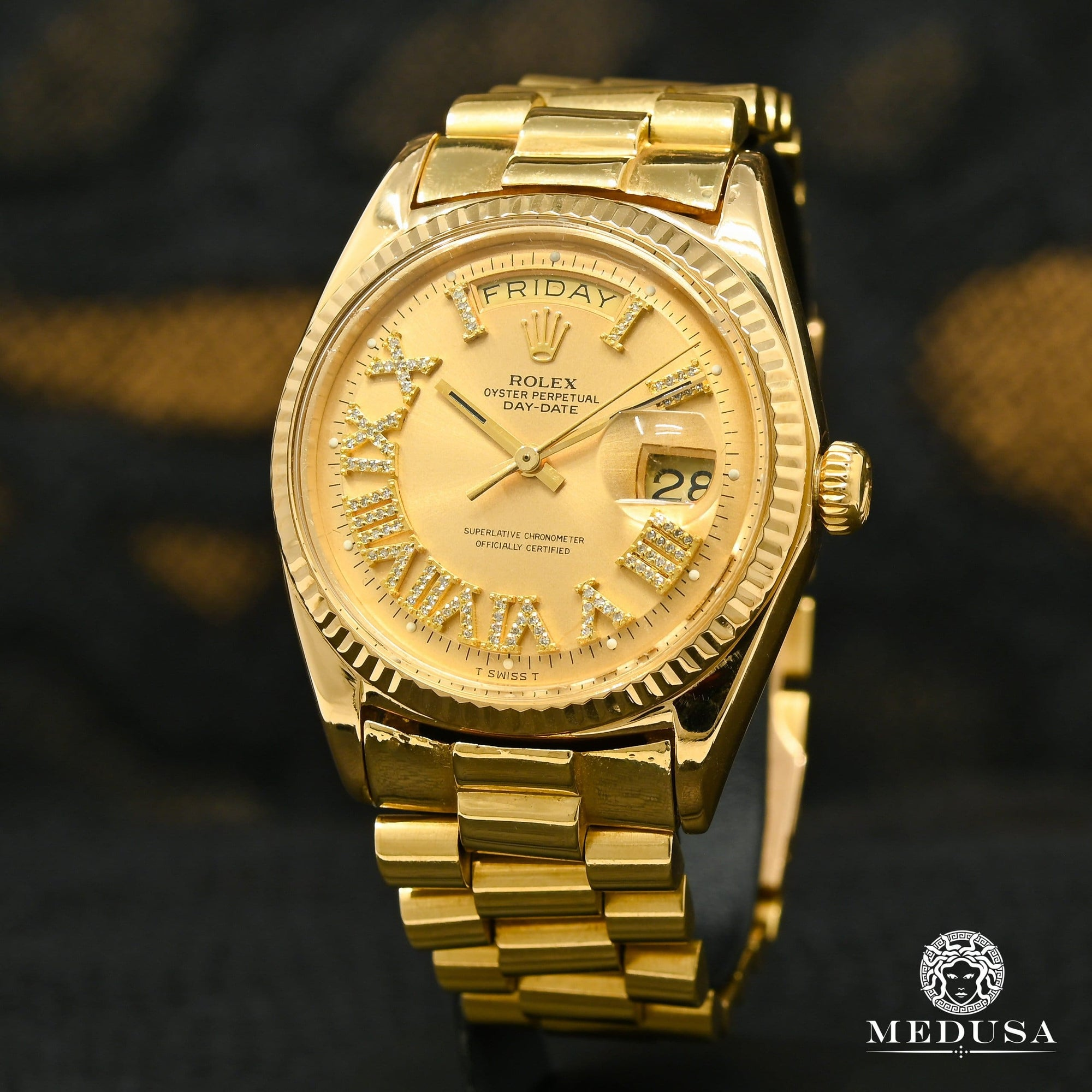 Rolex President Day-Date 36mm - Champagne