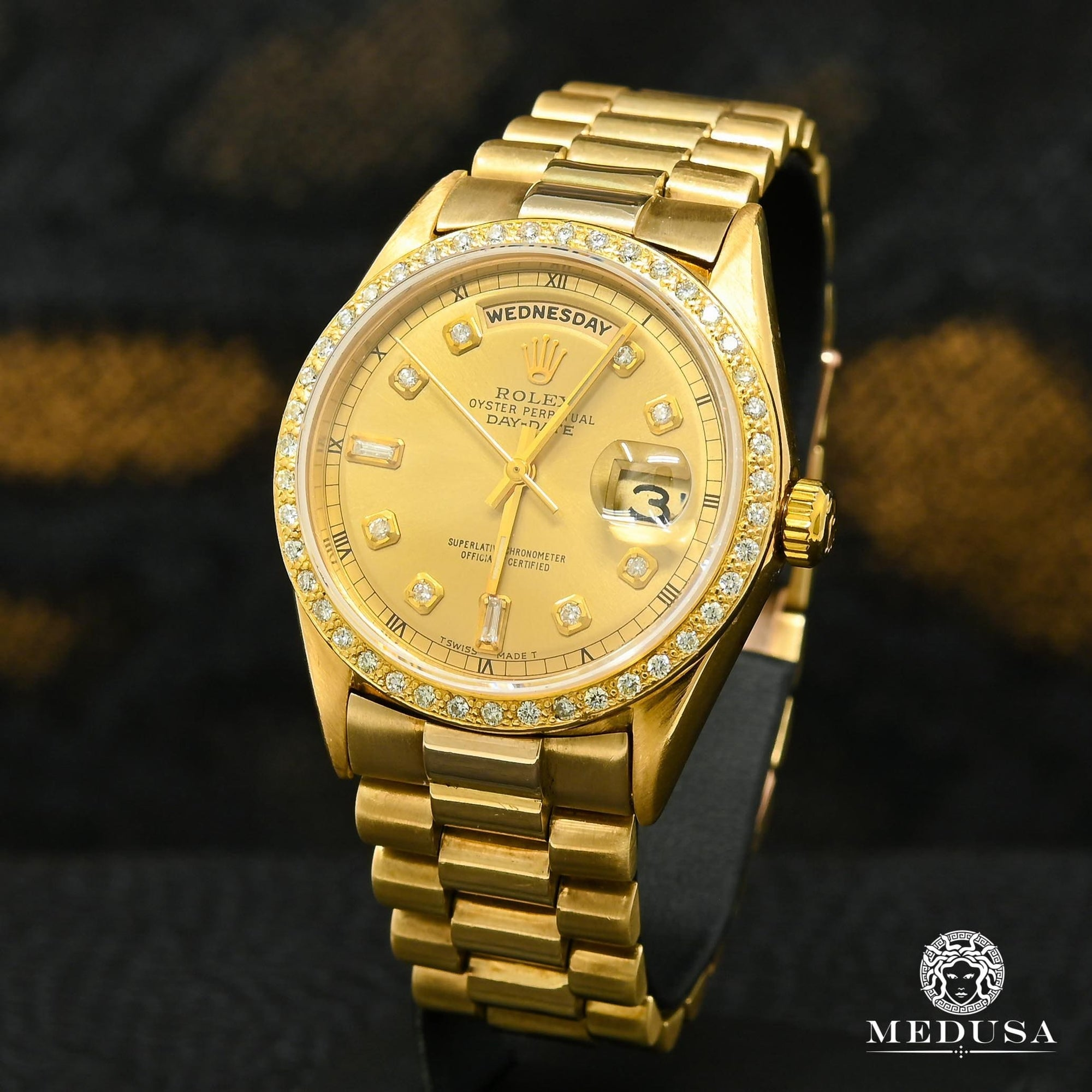 Rolex President Day-Date 36mm - Gold Vintage