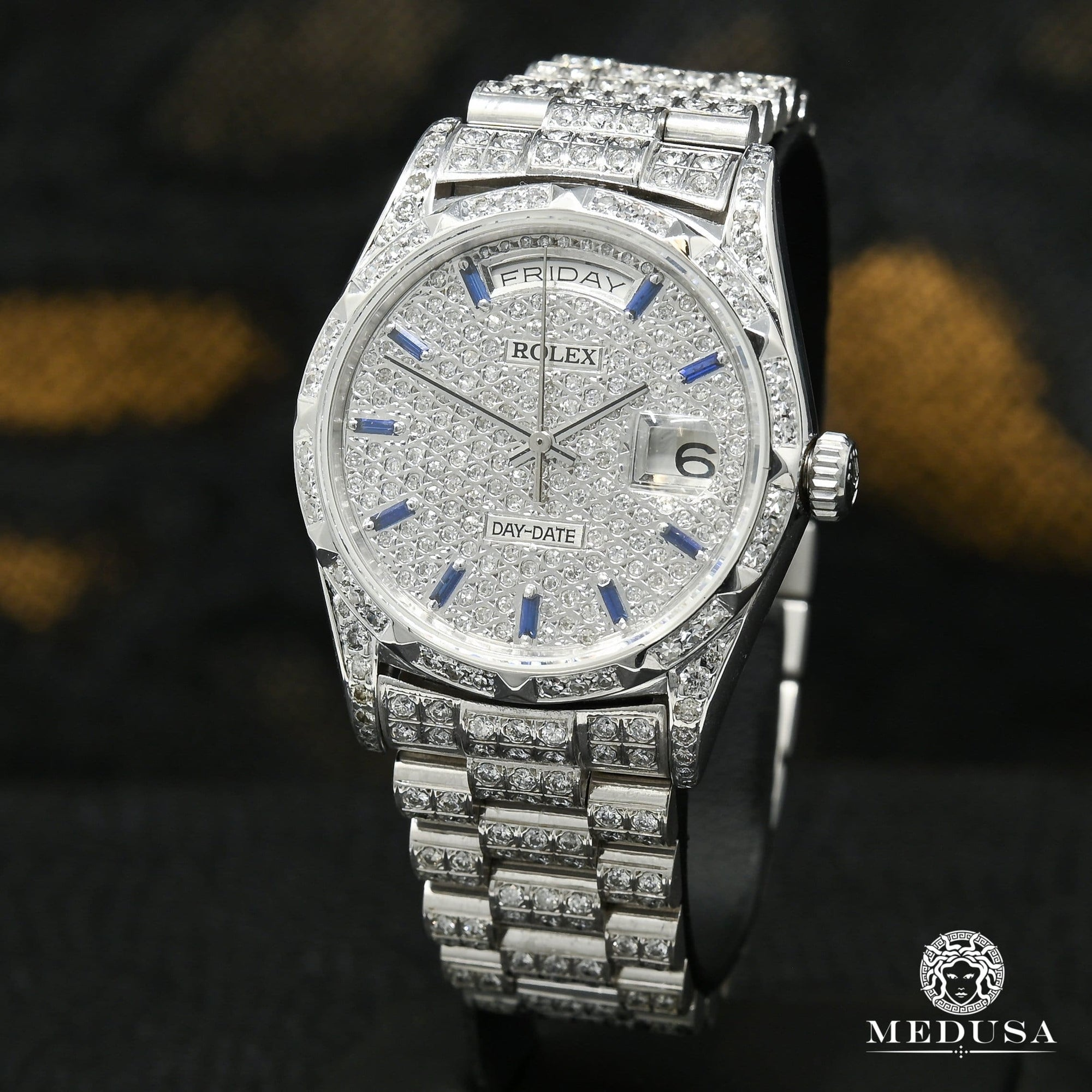 Rolex President Day-Date 36mm - White Gold