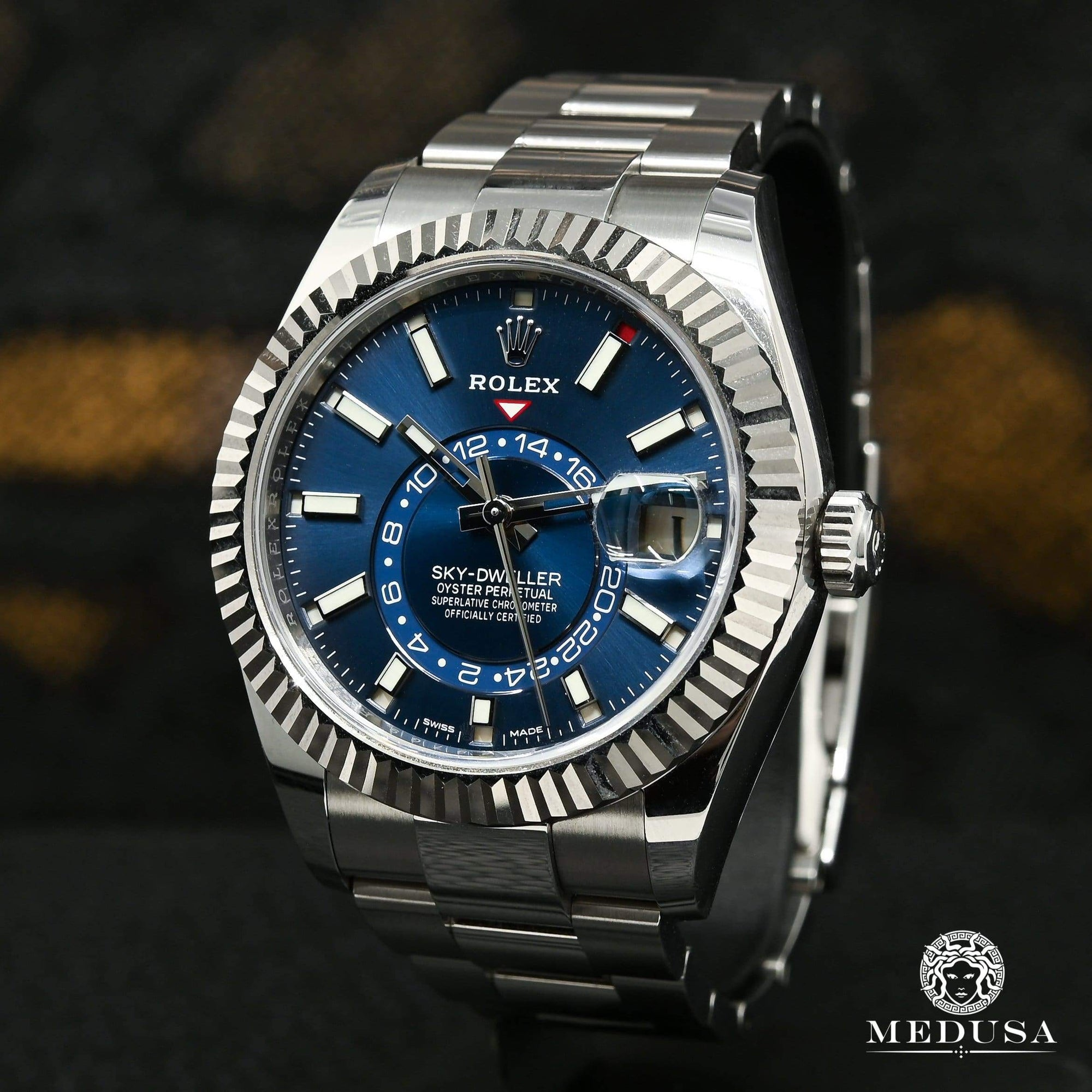 Rolex Sky-Dweller 42mm - Blue