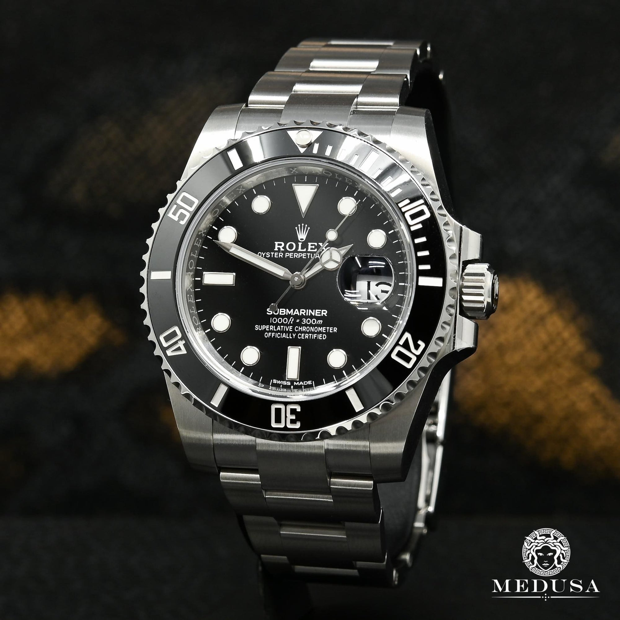 Rolex Submariner 40mm - Ceramic Black