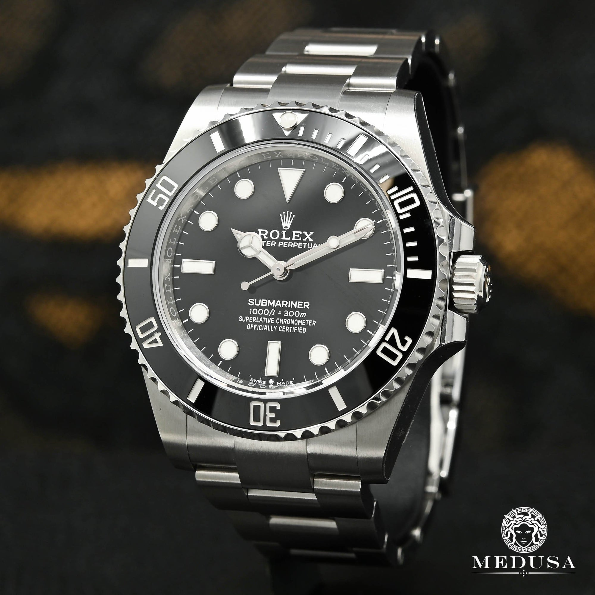 Rolex Submariner 41mm - 124060 Black