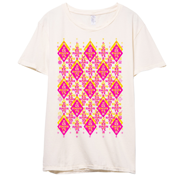 Deerhunter Pink Diamond T-Shirt